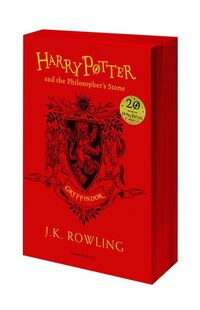 Harry Potter and the Philosopher's Stone - Gryffindor Editio-JK Rowling