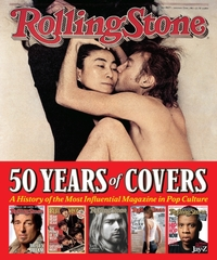 Rolling Stone 50 Years of Covers-Jann S. Wenner