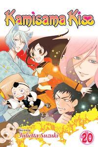 Kamisama Kiss, Vol. 20-Julietta Suzuki