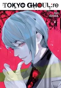 Tokyo Ghoul re 4-Sui Ishida