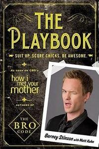 The Playbook-Barney Stinson
