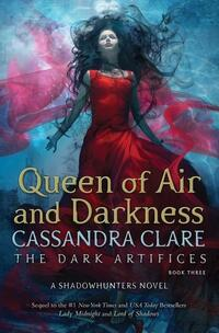 Queen of Air and Darkness-Cassandra Clare