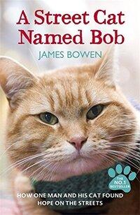 A street cat named Bob-James Bowen