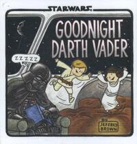 Star Wars - Goodnight Darth Vader-Jeffrey Brown