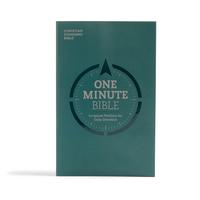 CSB One Minute Bible-CSB Bibles By Holman