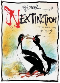 Nextinction-Ralph Steadman