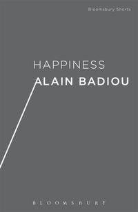 Happiness-Alain Badiou