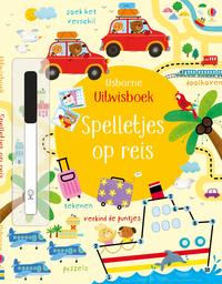 Uitwisboek -Spelletjes op reis-