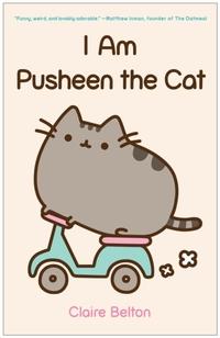I Am Pusheen the Cat-Claire Belton