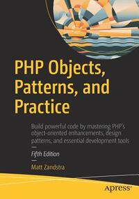 PHP Objects, Patterns, and Practice-boek cover voorzijde
