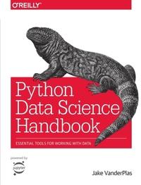 Python Data Science Handbook-Jake Vanderplas