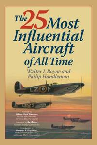 The 25 Most Influential Aircraft of All Time-boek cover voorzijde
