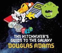The Hitchhiker's Guide to the Galaxy. Film Tie-in. 5 CDs-Douglas Adams