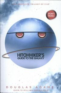 The Hitchhiker's Guide to the Galaxy Omnibus-Douglas Adams