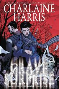 Charlaine Harris' Grave Surprise-Charlaine Harris, Royal McGraw