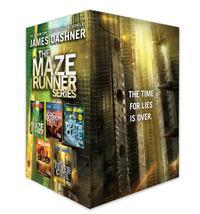 The Maze Runner Series-James Dashner