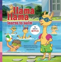 Llama Llama Learns to Swim-Anna Dewdney