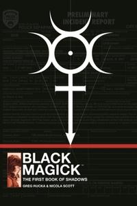 Black Magick-Greg Rucka