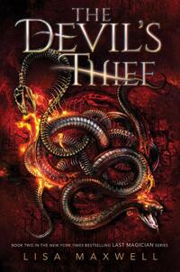 The Devil's Thief-Lisa Maxwell