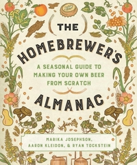 The Homebrewer's Almanac-Marika Josephson