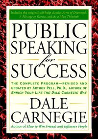 Public Speaking for Success-Dale Carnegie
