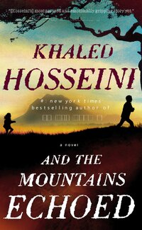 And the mountains echoed-Khaled Hosseini