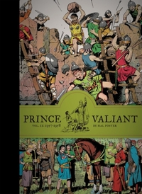 Prince Valiant Vol. 11-Hal Foster