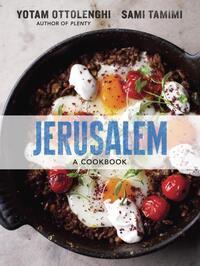 Jerusalem-Yotam Ottolenghi