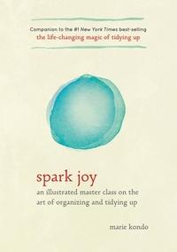 Spark Joy-Marie Kondo