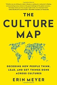 The culture map-Erin Meyer