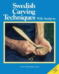 Swedish Carving Techniques-Wille Sundqvist