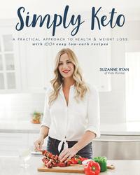 Simply Keto-Suzanne Ryan