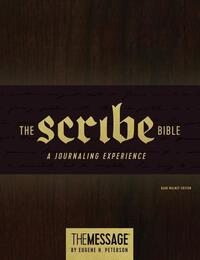 The Scribe Bible-Eugene H. Peterson