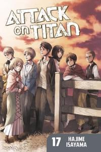 Attack on Titan 17-Hajime Isayama