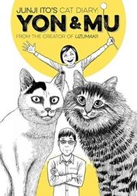 Cat Diary-Junji Ito