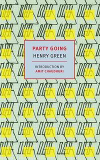 Party Going-boek cover voorzijde