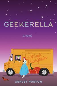 Geekerella-Ashley Poston