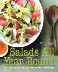 Salads All Year Round-Makkie Mulder