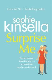 Surprise Me-Sophie Kinsella
