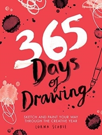 365 Days of Drawing-Lorna Scobie
