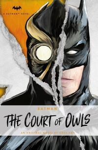The Court of Owls-Greg Cox