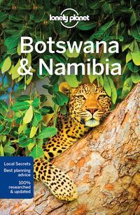 Lonely Planet - Botswana & Namibia-Trent Holden