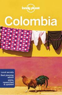 Lonely Planet Colombia-