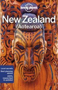 Lonely Planet - New Zealand-Andrew Bain, Anita Isalska, Brett Atkinson, Peter Dragicevich, Samantha Forge, Sofia Levin