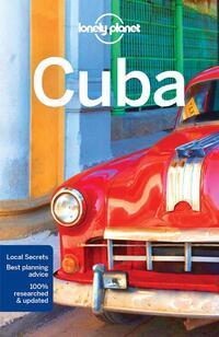 Lonely Planet Cuba-