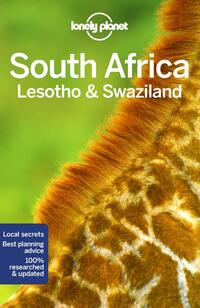 Lonely Planet South Africa, Lesotho & Swaziland-James Bainbridge