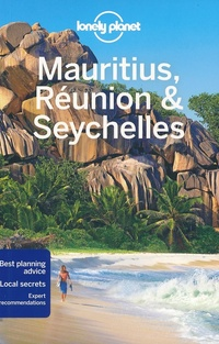 Lonely Planet - Mauritius, Reunion & Seychelles-Anthony Ham, Jean-Bernard Carillet