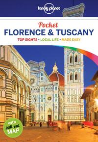 Lonely Planet Pocket Florence & Tuscany-Lonely Planet