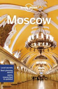 Lonely Planet Moscow-