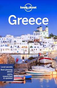 Lonely Planet Greece-